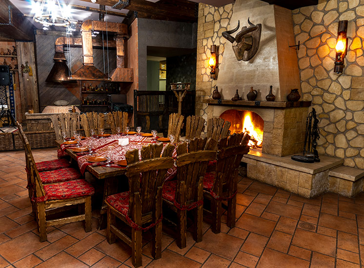 Restaurant Vefxi da mokme