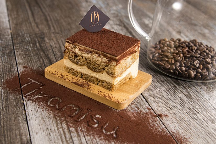 Tiramisu Marron Pastry