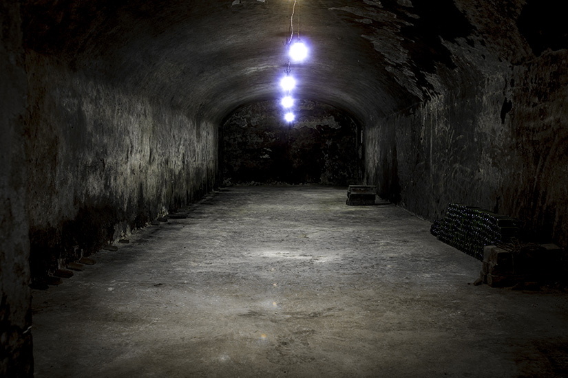 Old Wine Tunnel