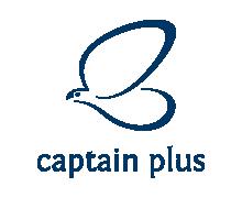 Captain Plus Logo